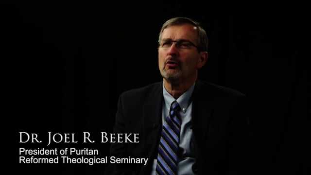 In Conversation with Dr. Joel Beeke