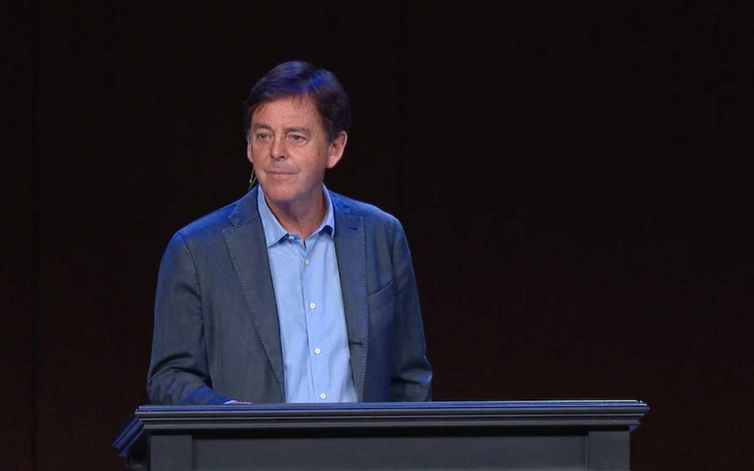 Q and A Session with Alistair Begg