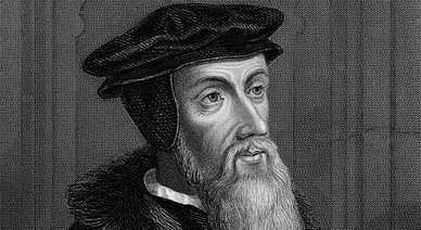 Monday with Calvin: A Daily Prayer for September 6, 2021